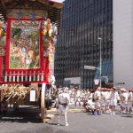 祇園祭の山鉾巡行!見どころや穴場は?